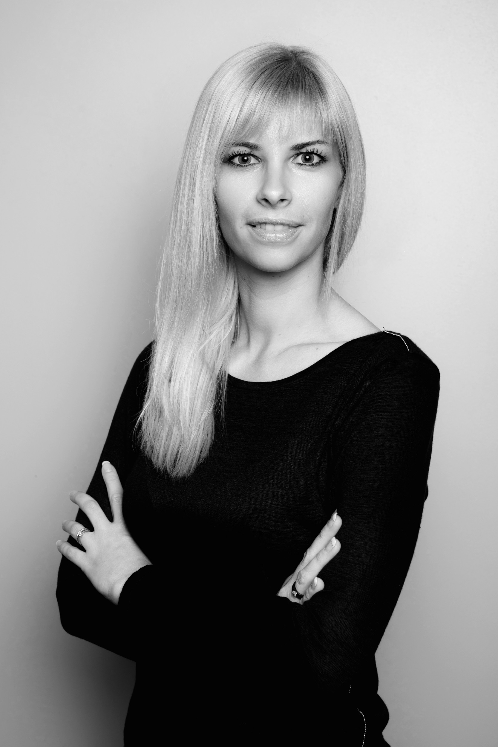 Portrait Corporate Katia Roth Photographe
